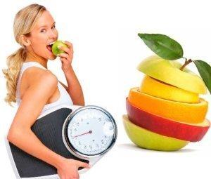 как похудеть рацион питания на неделю