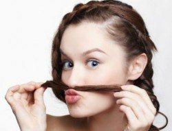 Седеют волосы причина и лечение