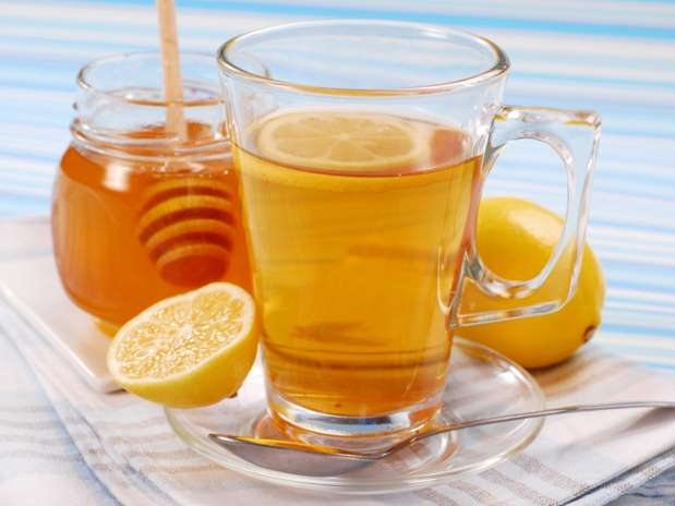 Чай с мёдом и лимоном при беременности