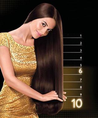 Как сделать волосы длинными рецепт