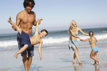 Фото нудистки семья