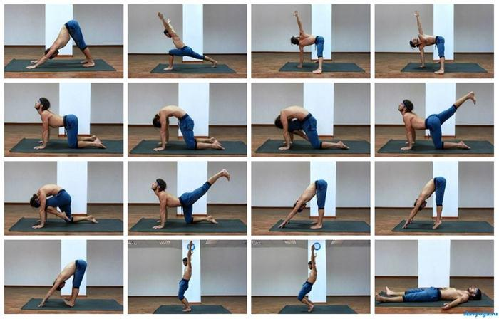 Yoga for weight loss 2 - 20 min version