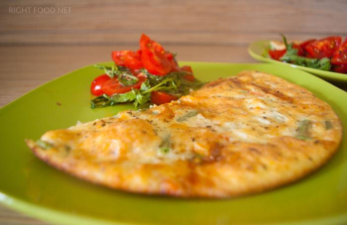Омлет итальянски рецепт с фото