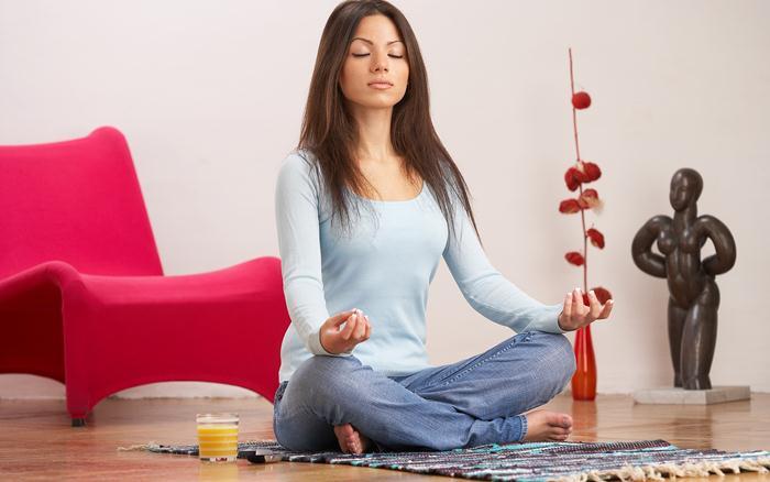 Кто научился медитировать самостоятельно