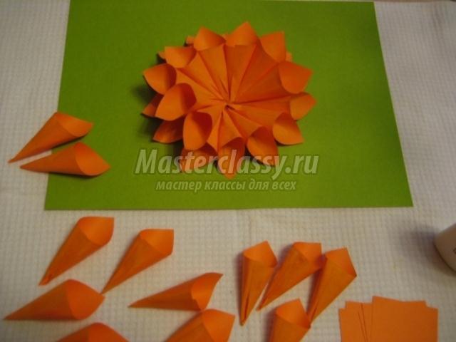 Поделки из цветной бумаги как сделать
