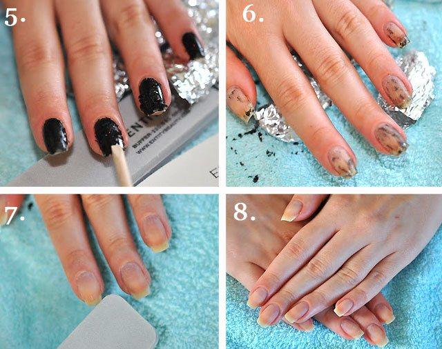 Покрываем ногти гель лаком в домашних условиях