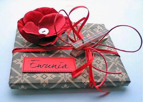 Как сделать красивую упаковку для подарка - My Life