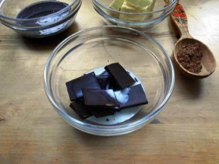 Как сделать шоколад из сливочного масла 562