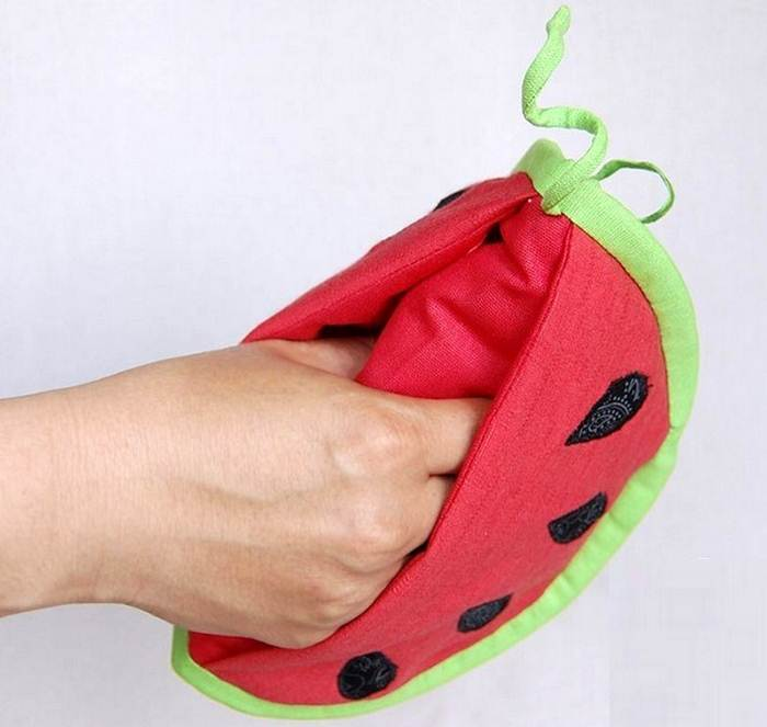 Прихватки своими руками шитье
