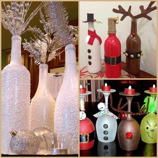 Новогодние украшения своими руками для дома для детей