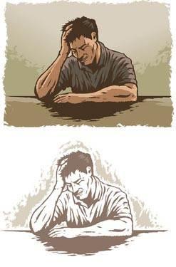 депрессия нет сил