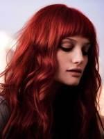 Красно рыжий цвет