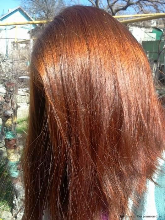 Какой краской покрасить волосы после хны