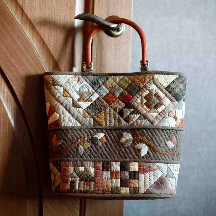 Японский пэчворк: мастер класс, стильные штучки, аппликация и схемы, сумки и выкройки, техники и журналы лоскутного шитья - My L