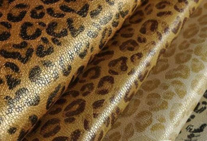Обои леопардовые для стен