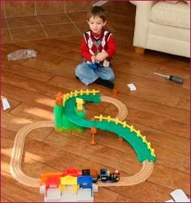 Подарок для мальчика 4 года на день рождения своими руками