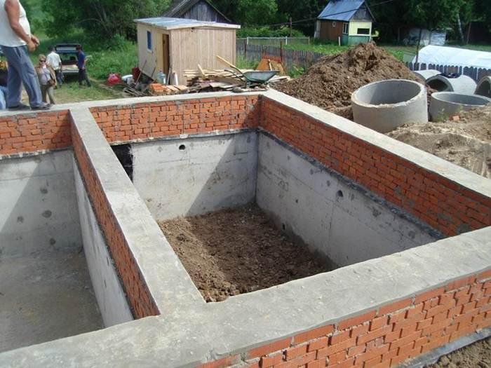 Как сделать фундамент и с чего начать