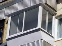 Обшивка балкона профнастилом: как обшить снаружи своими рука.