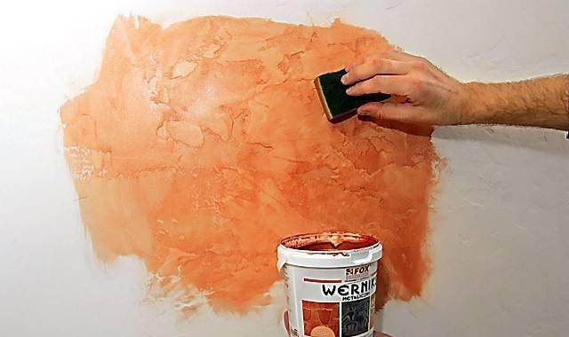Штукатурка и покраска стен