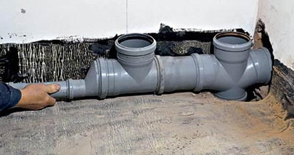Плохо работает канализация в частном доме