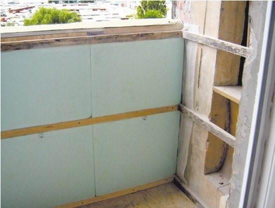 Утепляем лоджию - ремонт и строительство.