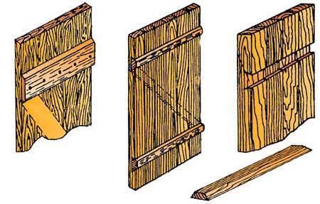 Изготовление двери для бани своими руками 59