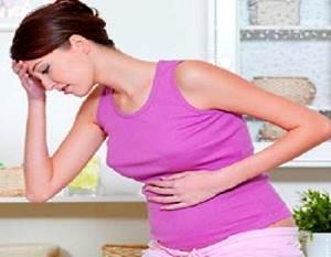 Лечение метеоризма у беременных