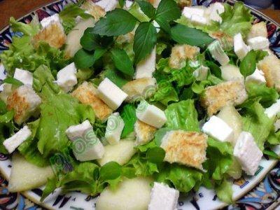 Фетакса рецепты салатов простые и вкусные